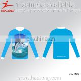 Long Sleeve Sport Apparel Clothing Wear Jersey Fishing Shirt Dry