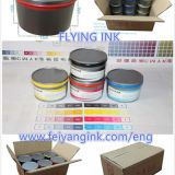 Heat transfer printing ink for sublimation offset ink