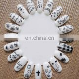 Latest wholesale various nail art nail sticker