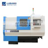 CNC Turning Center SCK520 Slant Bed CNC Lathe Machine price