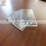 4mm Aquarium Ultra Clear Tempered Glass With Low Price
