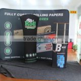 New Style Reuable& Portable Advertising Display Promotion Exhibition Table For Wholesale