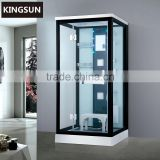 China Wholesaler Multifunction Luxury Bathroom Furniture Shape Shower Steam Room Cabin K-7010