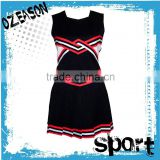 OEM High Quality Good Elasticity Breathable Sublimation Cheer Uniforms