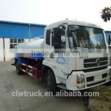 2015 Best Price Dongfeng Tianjin water delivery truck,12000L used water tank truck