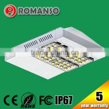 New design High power 100W to 250w led pole street light for LED parking lot light Retrofit
