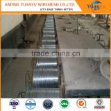 electro galvanised iron wire made of low carbon steel wire rod Q195