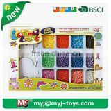 perler beads jewelry making kits yirun 5MM pe fuse beads for key chains