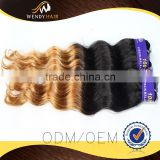 Deep Wave cheap malaysia hair for trade show