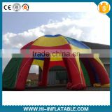 Outdoor water proof large inflatable tent / fashion professional inflatable party tent / Advertising inflatable tent
