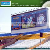 Albaba new products on china market perimeter sports stadium advertising led electronic digital gymnastics scoreboard