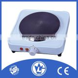 1500W Single Burner Electric Hot Pot Stove with Cast Iron Burner