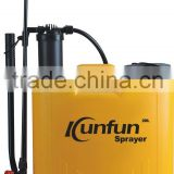 China factory supplier hand back/pump/spray machine sprayer high quality water sprayer bottle