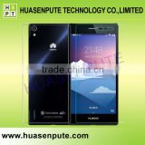 Newest! Factory Price Mobile Phone 0.26MM Tempered Glass Screen Protector/Film For Huawei Ascend P7