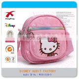 Hello kitty kids school sling bag bag for girl