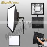 SS-40 Led photo studio lighting square/rectangle softbox,photographic equipment