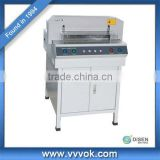 JN-450V+ Precision electric paper cutter