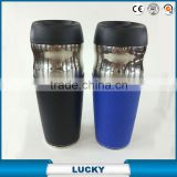Food Grade One Touch Thermos Flask Water Bottle