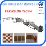 peanut butter candy production line/peanut butter candy making machine /peanut butter candy cutting machine