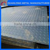 hot dipped galvanized steel checkered plate                                                                                                         Supplier's Choice
