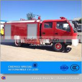Used in emergency fire truck good companion of fireman optional chassis firefighting truck