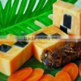 Handmade Soap: Natural Fruit Carrot&Tamarind Handmade Soap