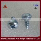 phil recessed double threaded tapping screw/hanger bolt