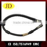Auto and motorcycle hydraulic pump brake hose assembly