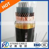 Copper Conductor Wire Armoured Electrical Power Cable LV MV HV 1/2/3/4/5 core power cable