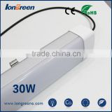 Bulk buy from china CE Rohs 2ft4ft T8T10 outdoor Vapor Light IP65 led tri-proof light fixture