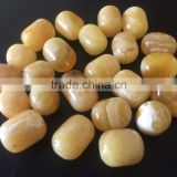 Natural Baltic Amber barrel beads yellow - white color 20-22mm