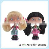 Toys For Girls From 3 Years Fashion Royalty Doll For 16 Inch Plastic Stand Baby Doll
