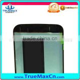 Factory price lcd for samsung galaxy s6 edge with frame,for samsung galaxy s6 lcd touch screen digitizer