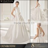 Best Quality Sales for a-line latest bridal wedding gowns pictures