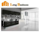 LB-JL1084 Luxury black lacquer kitchen cabinet italian kitchen design                                                                         Quality Choice