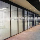 Commercial Furniture General Use and Office Furniture Type glass sound proof partition walls