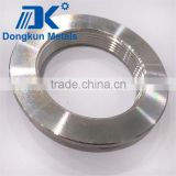 Chinese high pressure Customized Forged Carbon Steel Flanges for sale according to Drawings