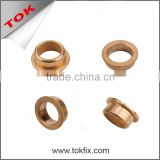 oil groove brass bushing
