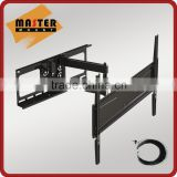 Full Motion Articulating wall mounts for LCD flat screen and monitor from 37 ~70 inch