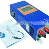 30A MPPT solar charge controller with LCD display suitable for 1000W solar power system use