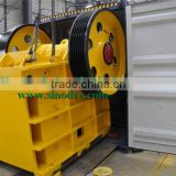 Supply complete Quarry stone jaw crusher machine in industrial crushing & grinding projects -- Sinoder Brand