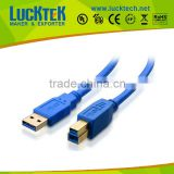 usb 3.0 AM to BM cable with ethernet