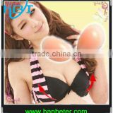 Eco-friendly,Odorless,Silicone adult sexy school girl bra with A,B,C and D size for choosing