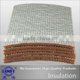 foil backed foam insulation/cooler insulation material