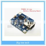 TP4056 1A Lipo Battery Charging Board Charger Module Lithium Battery DIY Mini USB Port A705