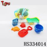 promotional sand tool beach bucket child