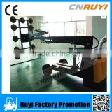 Vacuum lifter for glass