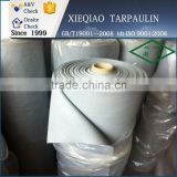 0.5mm thickness 570gsm Flame Retardant Acid and Alkali Resistance Silicone Coated Glass Fiber PVC Tarpaulin