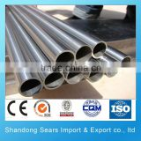 astm a316 6 inch welded stainless stee pipe for drinking water