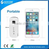 Support CDMA 1X/EVDO Dongle Router 3G 3G Wifi Router Without Sim Card Slot Without Power Bank